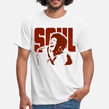 Music soul - T-shirt Homme
