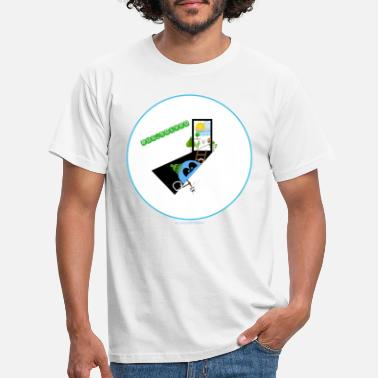 Solve Bug solved - Men's T-Shirt