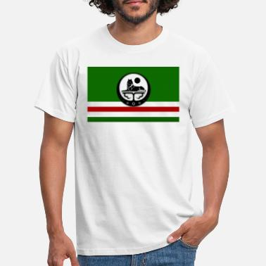 Chechen flag - Men's T-Shirt