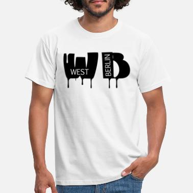 West Berlin West Berlin - Men's T-Shirt