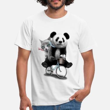 Cycling BEST FRIENDS 2017 - Men's T-Shirt