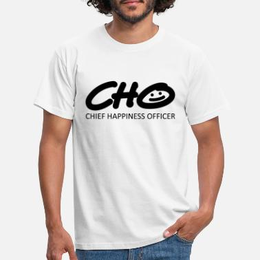 Chief Chief Happiness Officer - Men's T-Shirt