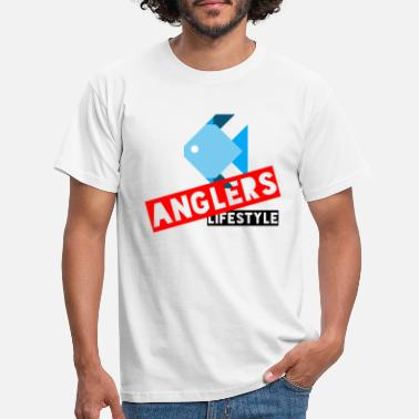 Anglers lifestyle - Men's T-Shirt