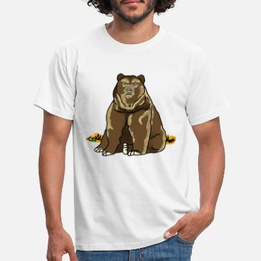 Brown Bear Bear, brown bear - Men's T-Shirt
