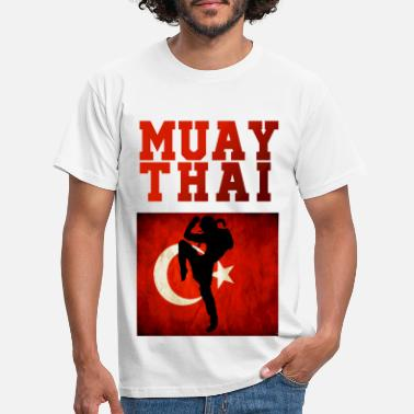 Muay Thai Muay Thai Turkey - Männer T-Shirt