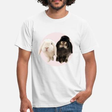 Loui Amour and Louie - Männer T-Shirt