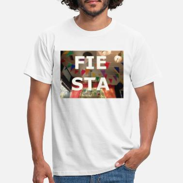 Fiesta Fiesta - Men's T-Shirt