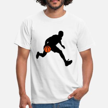 Basketball basketball player - Men's T-Shirt