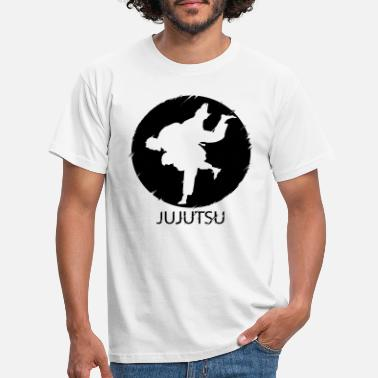 Glitch JuJutsu Glitch - Männer T-Shirt