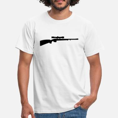 Rifle Rifle - Men's T-Shirt