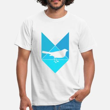 Illustration Bird illustration - Men's T-Shirt