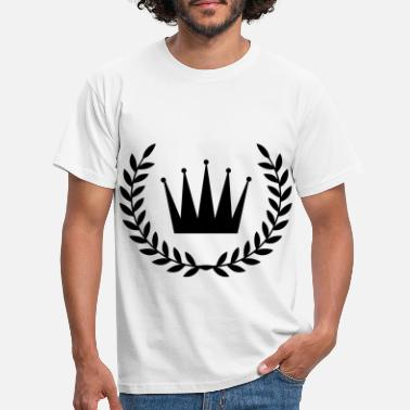 Laurier kroonkroon laurier - Mannen T-shirt