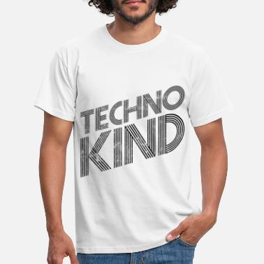 Techno Kid Techno kid - T-shirt Homme