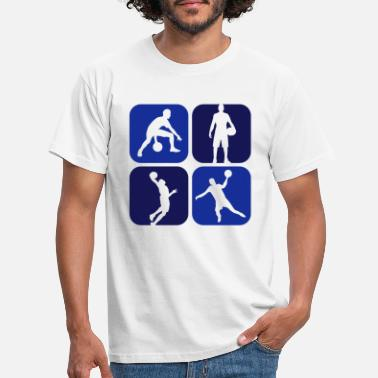 Basketball basketball - Men's T-Shirt