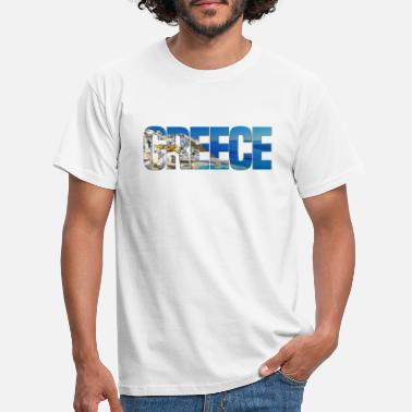 Athens Greece Greece - Men's T-Shirt