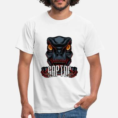 Raptor Raptor - Men's T-Shirt
