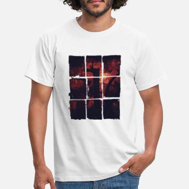 Dark Side On the dark side - Men's T-Shirt