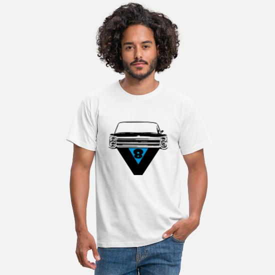 Fury T-Shirts - Fury III - Men's T-Shirt white