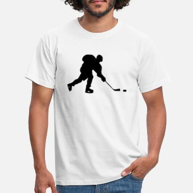 Ice Hockey Ice Hockey - Männer T-Shirt