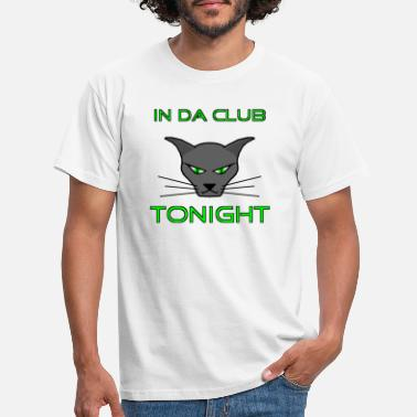 Clubbing club - Men's T-Shirt