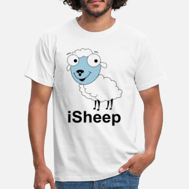 Sleepy Sleepy Sheepy - Men's T-Shirt