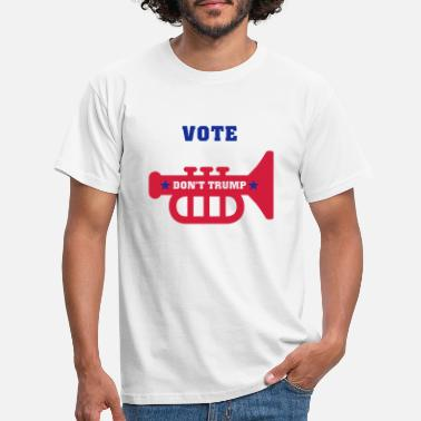 Demokrat dont_vote_trump - Männer T-Shirt