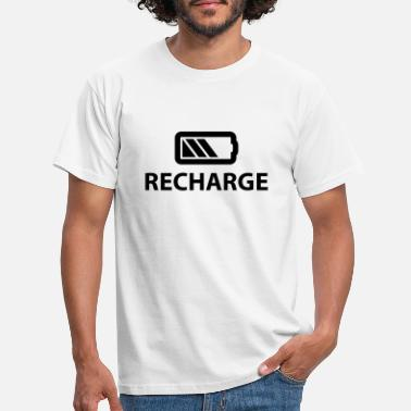 Recharge Recharge - Men's T-Shirt