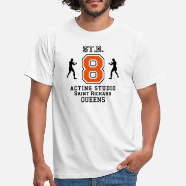Acting straight acting  - Men's T-Shirt