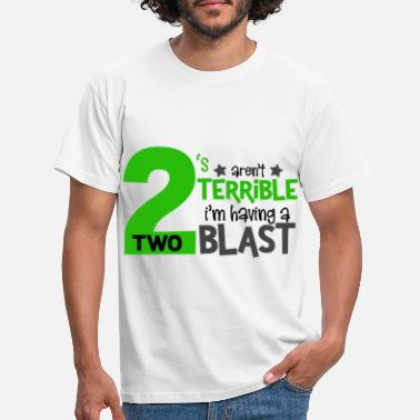 Shop Terrible Twos T Shirts Online Spreadshirt