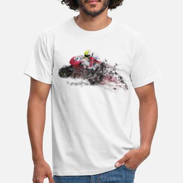 Motorcycle motorcycle - Men's T-Shirt