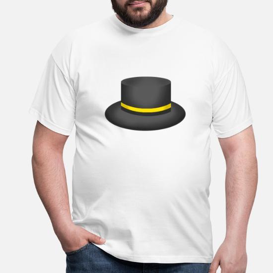 149b6b7a5a ROBLOX ~ TOPHAT (yellow) Men's T-Shirt | Spreadshirt