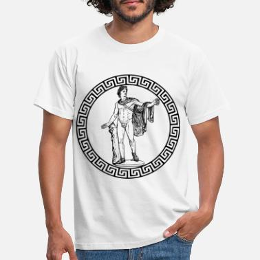Deity Greek deity - Men's T-Shirt