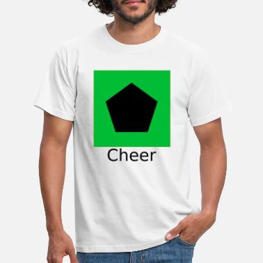 Snapchat Cheer1000 - Men's T-Shirt