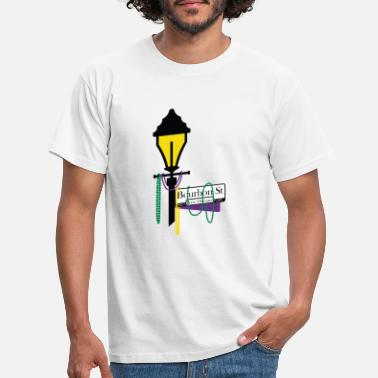 Orleans Bourbon Street - New Orleans - Men's T-Shirt