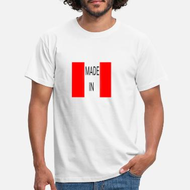 Made In Made in - Men's T-Shirt