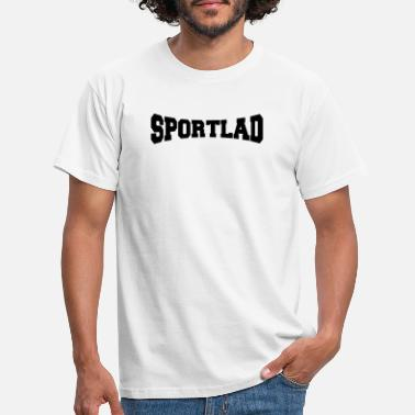 Sport sportlad - T-skjorte for menn