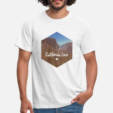 Yosemite National Park California California Yosemite National Park - Men's T-Shirt