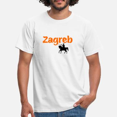 Zagreb Zagreb - Men's T-Shirt