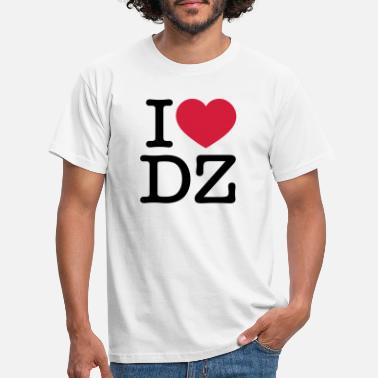 i_love_dz_ah_tm - T-shirt Homme