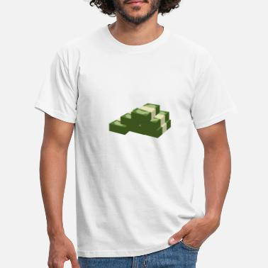 Dollarschein Money - Männer T-Shirt
