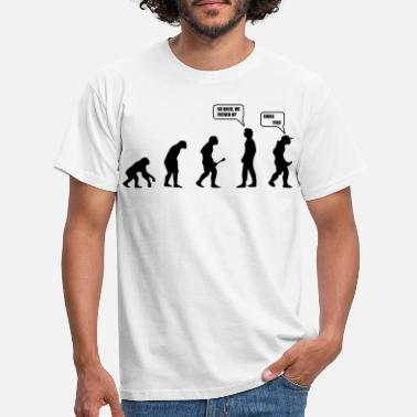 Cool Swag Yolo Evolution - T-shirt mænd