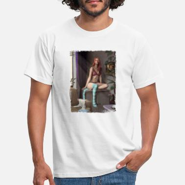 Chelsea Chelsea - stories from Alundra - Men's T-Shirt