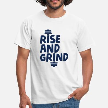 Grindhouse Rise and Grind Dumbell - Camiseta hombre