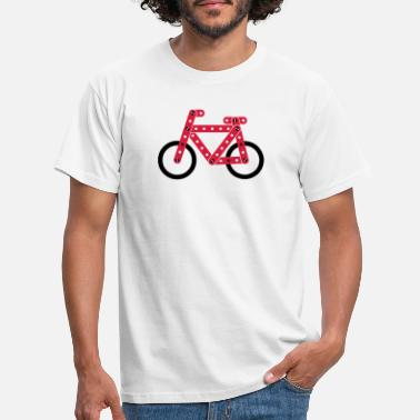 Model bicycle model - Men's T-Shirt