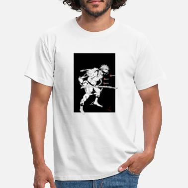 WWII Soldier - T-shirt Homme