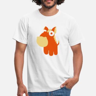Ordina online magliette con tema cavallo cartone animato spreadshirt