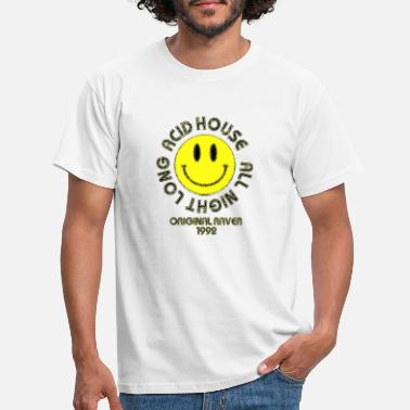 Raver Original Raver Acid House - Männer T-Shirt