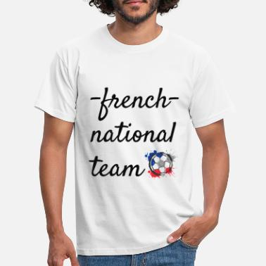 National Team French national team - Men's T-Shirt