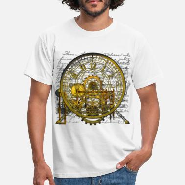 Steampunk Steampunk Time Machine #2 Women's Premium T-Shirt - T-shirt Homme