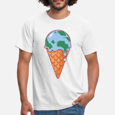 Climatic Protection Climate change Climate protection - Men's T-Shirt